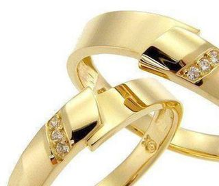 Yellow Gold Jewellery