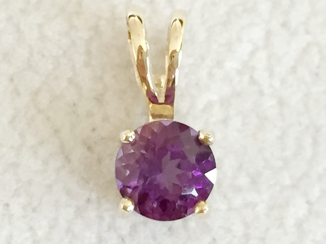 9ct yellow gold amethyst pendant gemstone rings gold jewellery 9ct yellow gold amethyst pendant mozeypictures Images